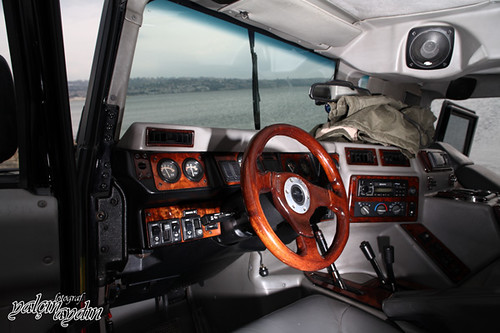 Hummer H1 Interior Photos. Hummer H1 Interior