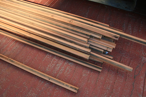 36 Yurt Roof Poles