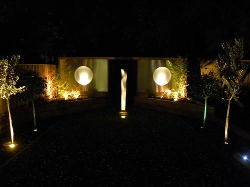 Garden Lighting Wilmslow Image 6