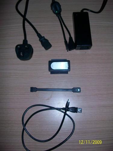 S-ATA&IDE USB - Contents