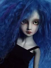 Bellamy Rain 033 (ranmanekineko) Tags: blue rain elf bjd mei dollfie msd resinsoul resinsoulmei bellamyrain