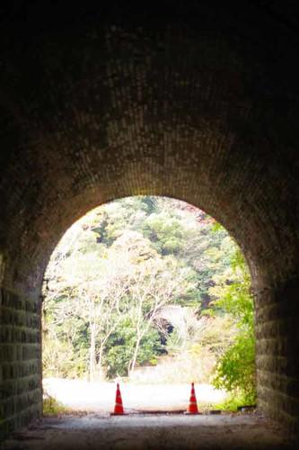 Kusayama tunnel