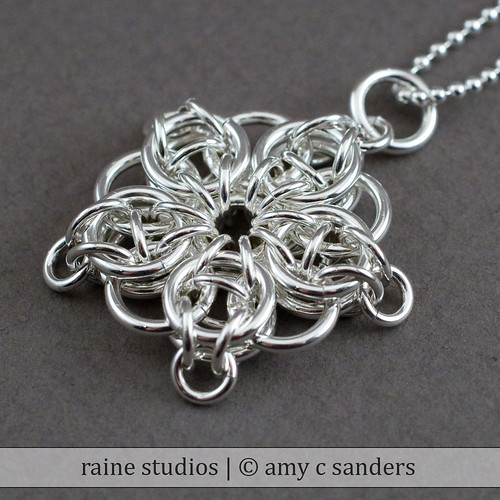 celtic visions star pendant