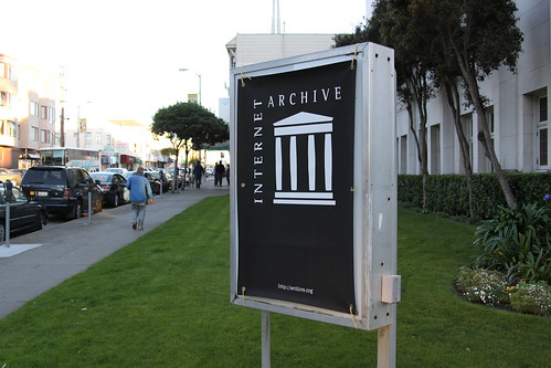 Internet Archive by bigoteetoe, on Flickr