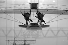 Flugzeugmodell Dorniermuseum Friedrichshafen