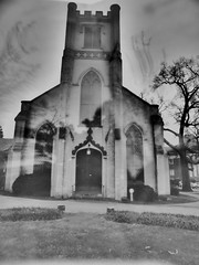Ghost chapel (loganbertram) Tags: church photography nc nikon north northcarolina christian filter carolina logan unc episcopal bertram cellophane churces loganbertram loganbertramphotography