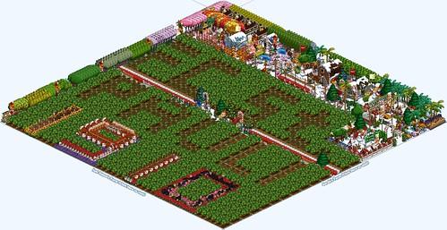 Farmville ist Braun-Weiß! by Kiezkicker