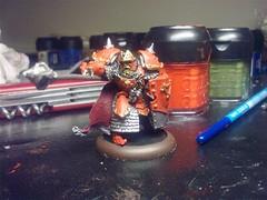 Sergeant Hartog (thebioniclabrat) Tags: warmachine