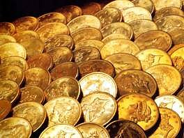 Gold Coins by Stock Picks Expert