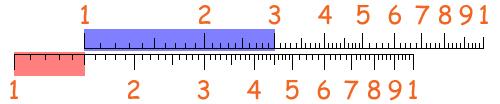Scala Logaritmica 5