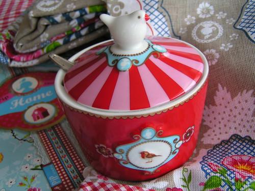 new Pip sugarbowl
