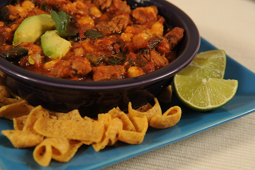 Easy Weeknight Chicken Posole Recipe
