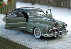 Model: 1948 Buick Roadmaster 2-Door Coupe (3 of 10) (myoldpostcards) Tags: auto cars 1948 scale car buick model classiccar vintagecar automobile gm antiquecar models hobby collection 124 autos oldcar coupe collectibles modelcars modelcar generalmotors roadmaster 2door motorvehicle danburymint collectiblecar myoldpostcards vonliski