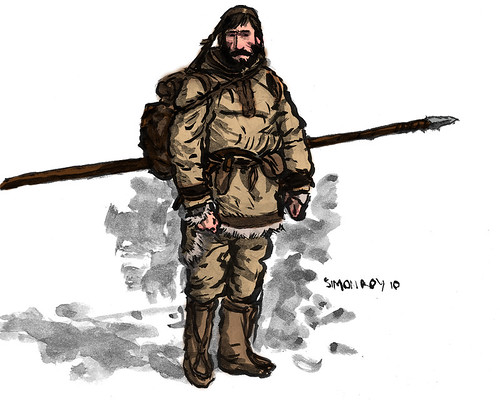 Steppe Wanderer