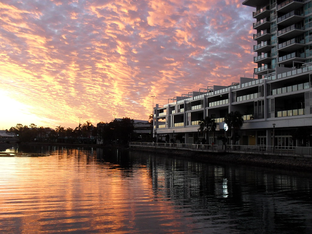 Sunset - Gold Coast