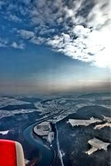 der Rhein (Stephi 2006) Tags: airberlin eglisau vonoben