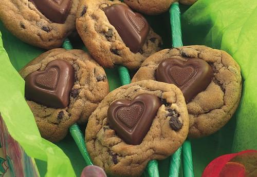 Sweetheart Cookie Bouquet Recipe