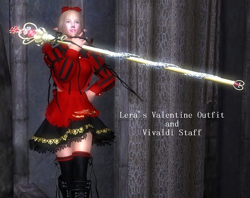 Lera's Valentine Outfit 1 - TESNexus