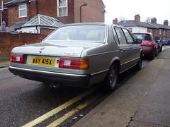 1981/82 BMW 735i (Spottedlaurel) Tags: bmw 735i