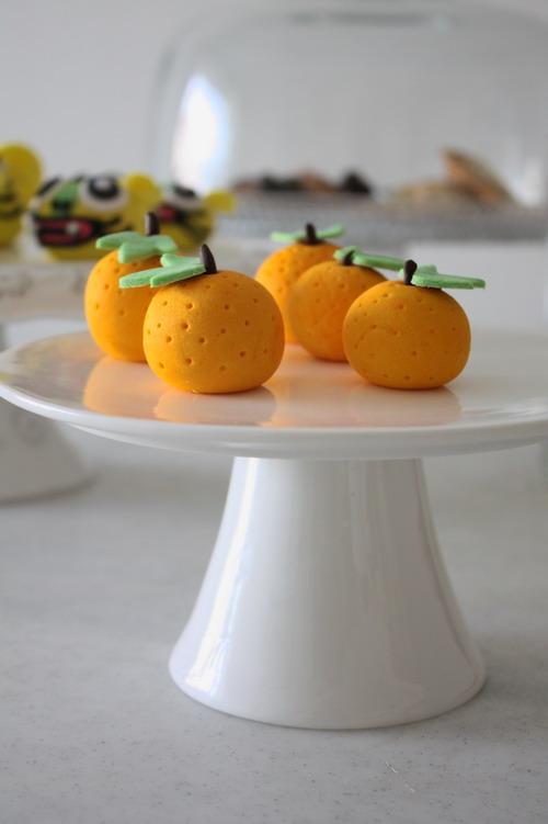 CNY Tangerine  Gum Pasre