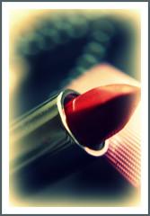Lipstick (melfa2009) Tags: red lipstick rautt rauður varalitur