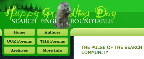 Groundhog Day '10 at SERoundtable.com