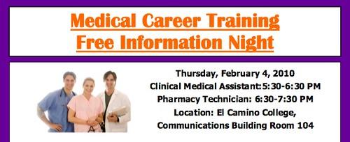 Medical Career Training