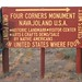 Fuck the Four Corners Monument