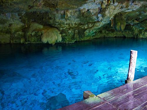 Dos Ojos, Mexico Cave Snorkeling