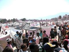 Haiti - Campamento 5.000 personas