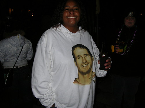 Brees shirt