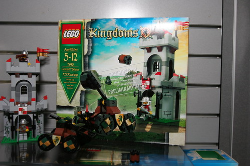 LEGO Toy Fair 2010 - Kingdoms - 7948 Outpost Attack - 1 by fbtb.
