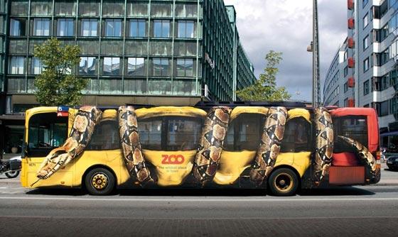 publicidad de zoológicos