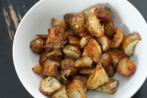 Easy Roasted Sunchokes Recipe
