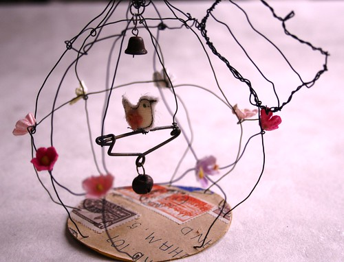 birdcage handmade