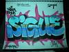 (Calabar Swelling) Tags: fun graffiti sigue