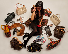 "Welcome on ""Purses and I"" (Laura Comolli (Purses&I)) Tags: fashion fur leopard marcjacobs chanel hermes zara miumiu dior louisvuitton balenciaga lauracomolli"