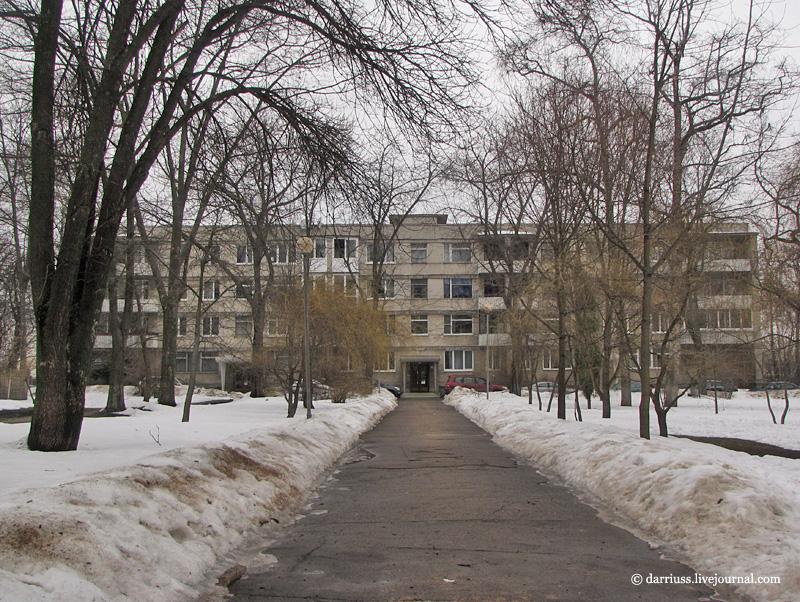 Номенклатурные дома 1960-70-х гг. в Минске