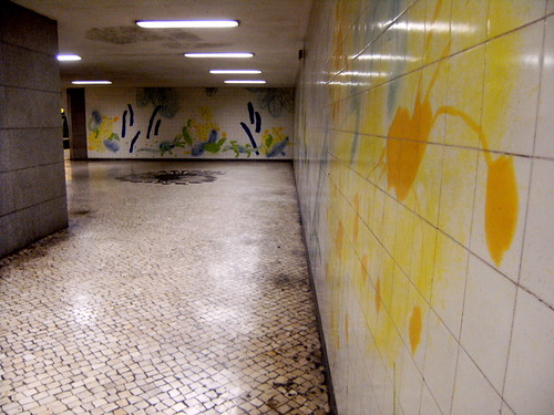 Metro de Lisboa: Estação Sete Rios