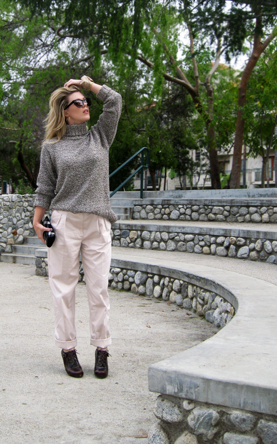 sweater and khakis -3light