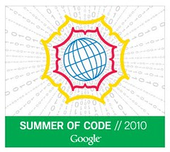 Google Summer of Code 2010 logo