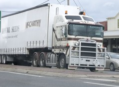 Beaufort 4 10-3-10 (jacqui52) Tags: truck australia mccarthy coe kenworth cabover k104