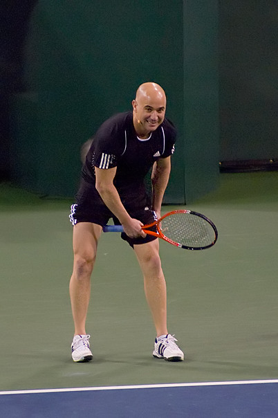 Andre Agassi by studiotsang