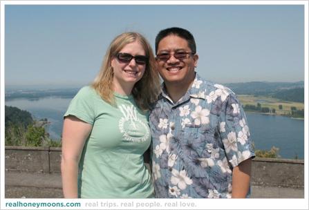 pacific northwest honeymoon