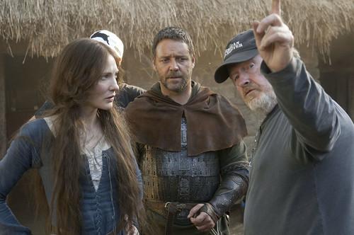 película Robin hood Russell Crowe y Cate Blanchett