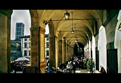 Logge del Vasari (1573) - Arezzo - Italy