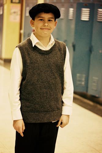 Joey as orphan