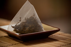 Tea, anyone? (airymist) Tags: leaves closeup bag soft tea drink relaxing calm bamboo tranquil dainty 500d