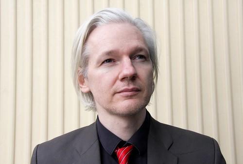 Julian Assange, From FlickrPhotos