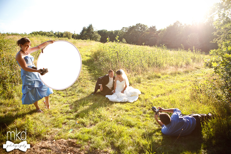 Fruitlands Museum Wedding - Harvard, MA - MKD Photography-25 (by MKD Photography)